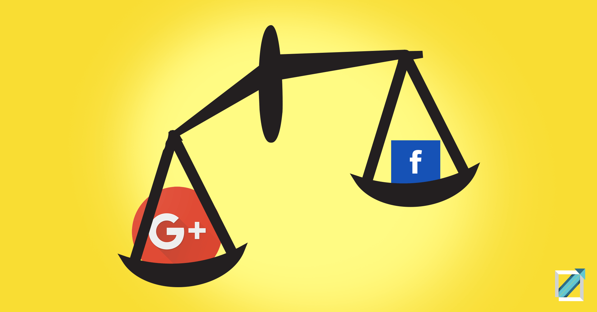 google plus ou Facebook