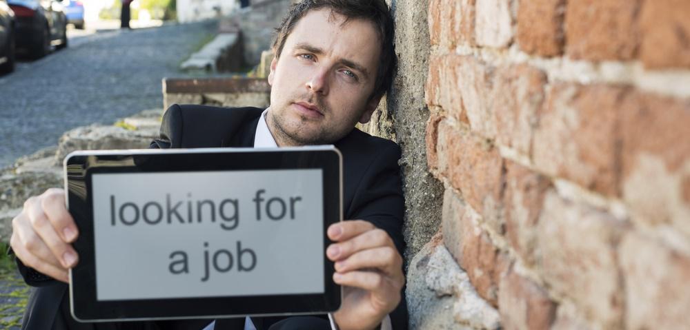 Perdendo o emprego para internet