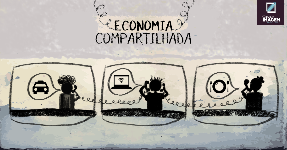 Economia Compartilhada e Marketing Digital