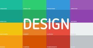 Com flat design seu site fica mais atraente.