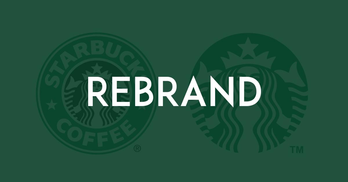 Rebrand porque é necessário?
