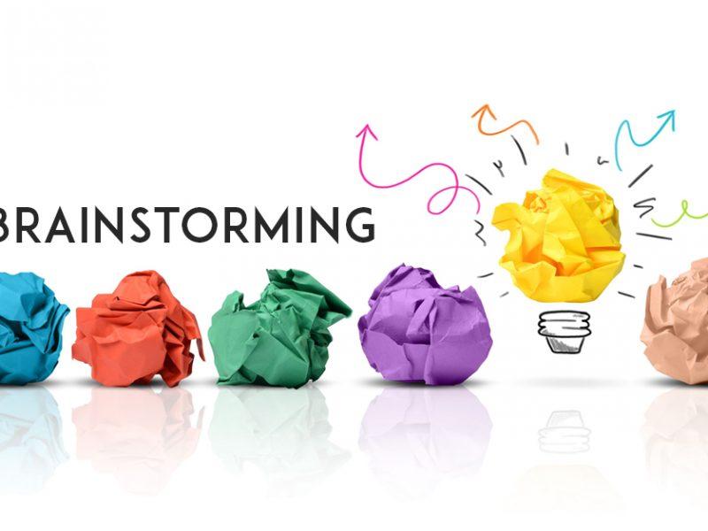 BrainStorming chuva de ideias