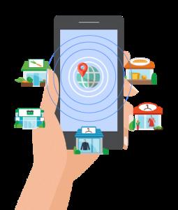 Publicidade para aplicativos móveis