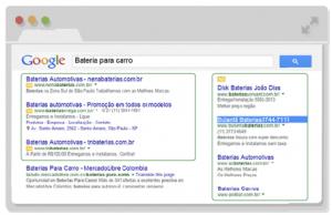 Rede de Pesquisa Google Adwords